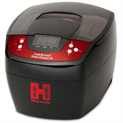 Hornady Lock-N-Load 2L 110 Volt Sonic Cleaner
