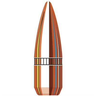 Hornady Bullet 22 Cal .224 55gr FMJ-BT w/ Cannelure 6000-ct