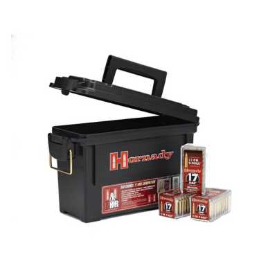 Hornady 17HMR 17g V-Max Varmint Express 500/box Ammo