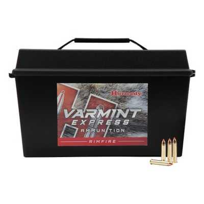 Hornady 22WMR 30g V-Max 500/box Ammo