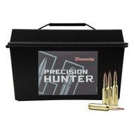 Hornady 6.5 Creedmoor 143g ELDx Precision Hunter 80/box Ammo