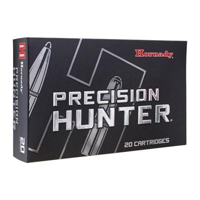 Hornady Precision Hunter Ammo 7mm STW 162gr ELD-X 20rd