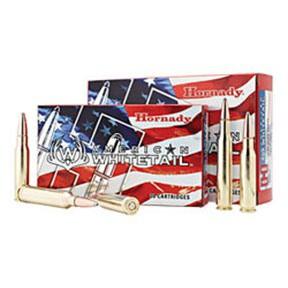 Hornady American Whitetail 30-06 Sprfld 180gr Interlock 20Bx