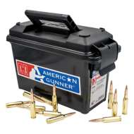 Hornady 6.5 Creedmoor 140gr BTHP American Gunner 200/box Ammo