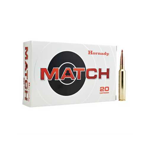 Hornady Match Ammo 300 PRC 225gr ELD-X Match 20rd