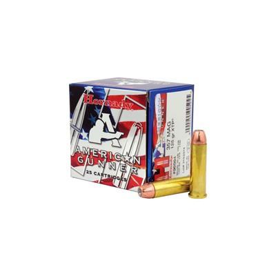 Hornady American Gunner 357 Mag 125gr XTP 25/bx