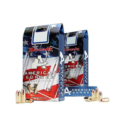 Hornady American Gunner 40 S&W 180gr XTP 60/Box