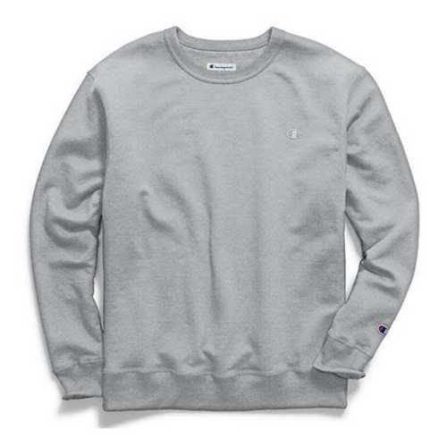 Men's Champion Powerblend Pullover Crew
