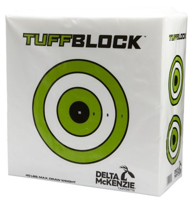 Delta Tuff Block Youth Archery Target