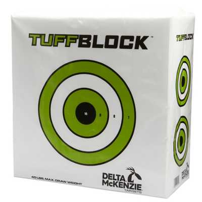 Delta Tuff Block Youth Archery Target