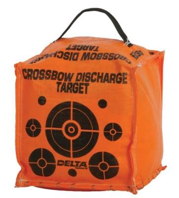 Delta Discharge Cross Bow Bag Target