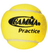 GAMMA® Pressurized Practice Ball 3 Pack