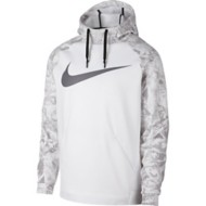 Men's Nike Therma Camo Colorblock Training Hoodie