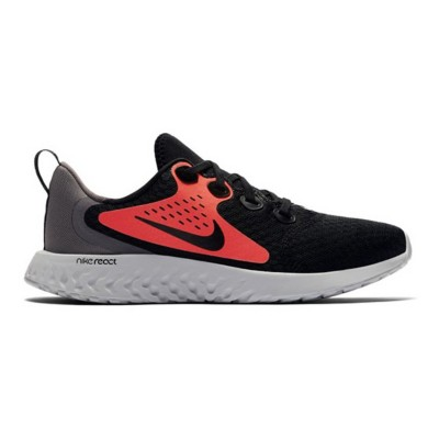Grade School Boys' Nike Legend React Running Shoes