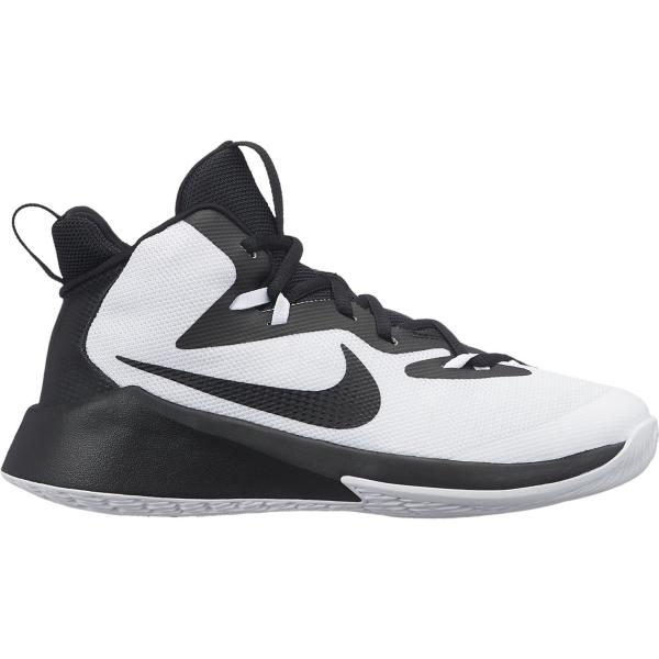 205a7f05c1 ... Future Court Basketball Shoes Tap to Zoom; White/Black-Blue Hero