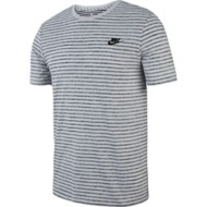 Men's Nike Sportswear Striped Graphic T-Shirt