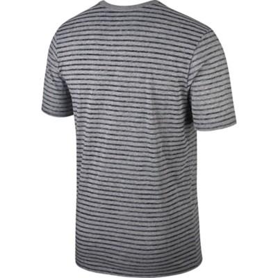 Men's Nike Sportswear Striped Graphic T-Shirt