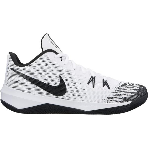 ce6cf73e9858 Tap to Zoom  White Black-White Tap to Zoom  Nike Zoom Evidence II  Basketball Shoes