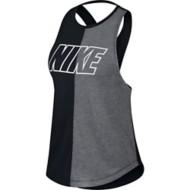 Women's Nike Miler Vintage Color Block Graphic Running Tank