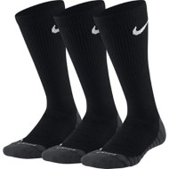 Youth Nike Dry Cushion Crew Socks - 3 Pack