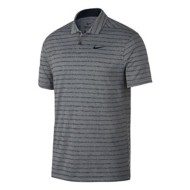Men's Nike Dri-Fit Vapor Striped Golf Polo