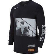 Men's Nike Kyrie Uncle Drew Get Buckets Long Sleeve Shirt