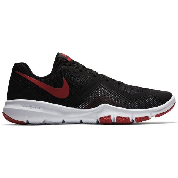 Black/Gym Red-White