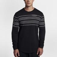 Men's Nike Jordan Sportswear 23 Lines Long Sleeve Shirt