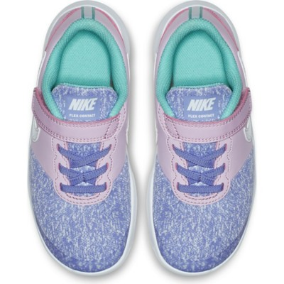 7be5a58510c0 Tap to Zoom  Preschool Girls  Nike Flex Contact Running Shoes