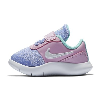 82736dfc8ce0 Tap to Zoom  Toddler Girls  Nike Flex Contact Running Shoes Tap to Zoom   Black Racer Pink
