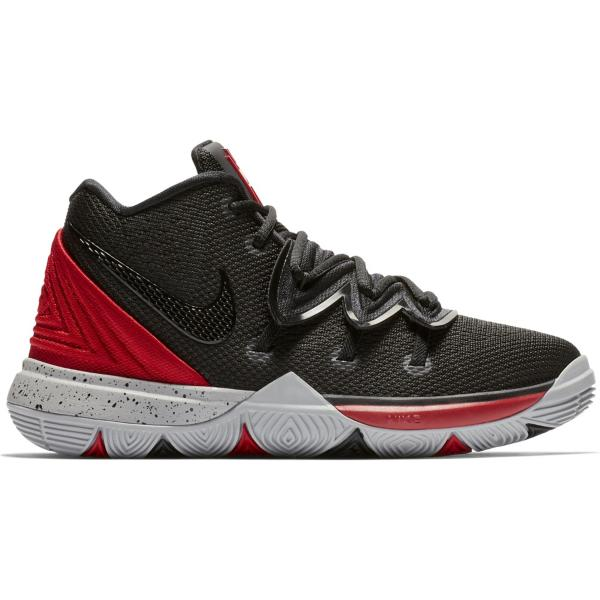 b174e0deee38 Tap to Zoom  University Red Black Tap to Zoom  Preschool Nike Kyrie 5  Basketball Shoes