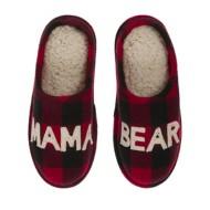 Women's Dearfoams Mama Bear Slippers