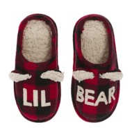 Preschool Boys' Dearfoams Lil Bear Slipper