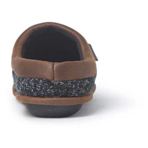 Men's Dearfoams Quilited Clog Slippers