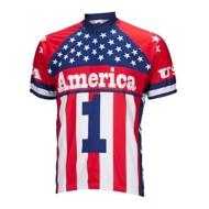 Men's BDI Merica Biking Jersey