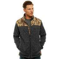 Men's Trail Crest Signature Sweater Fleece Jacket