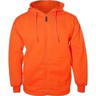 Youth Trail Crest Blaze Full Zip Blaze Orange Hoodie