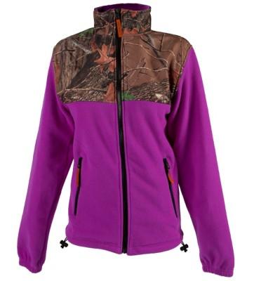 Women's Trail Crest Cmax Fleece Jacket