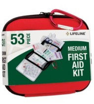 Lifeline 53 Piece First Aid Kit
