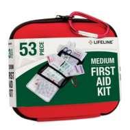 Lifeline 53 Piece First Aid Kit