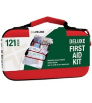 Lifeline Deluxe First Aid Kit