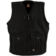 Men's Berne Echo One One Vest Black