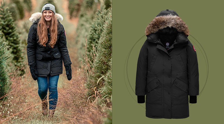 Canada Goose for Men and Women