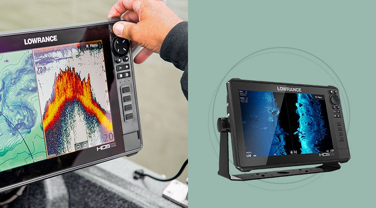 Fish finder for a christmas gift