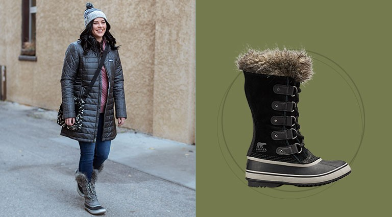 SOREL winter boots for Christmas gift