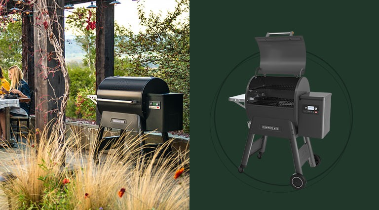Traeger Grill for christmas