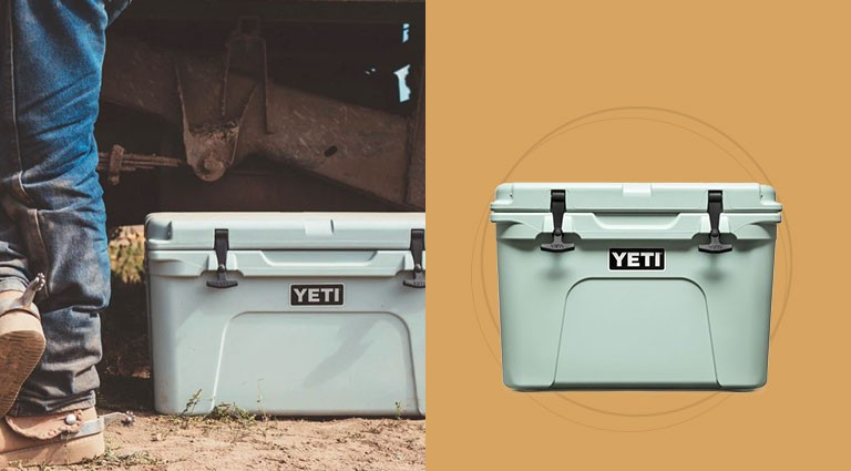 Yeti Tundra 35 cooler for christmas
