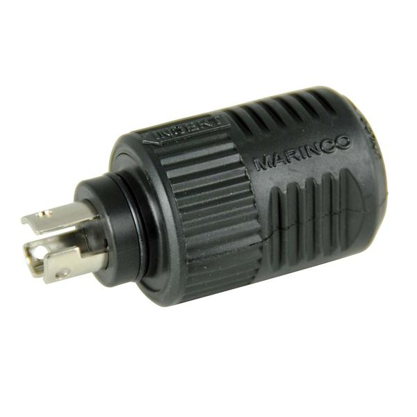 Marinco 3 Wire ConnectPro Plug