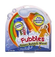 Little Kids Super Fubbles Bubble Wand