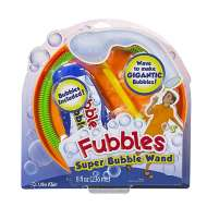 Little Kids Super Fubbles Bubble Wand